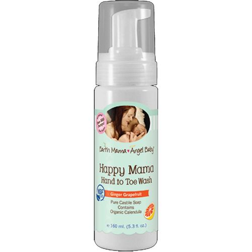 Happy Mama Hand to Toe Wash