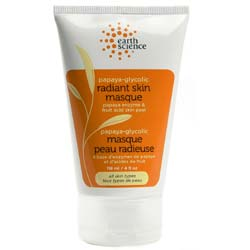 Earth Science Papaya-Glycolic Radiant Skin Masque