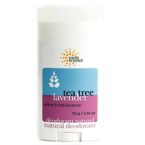 Deodorant, Tea Tree & Lavender