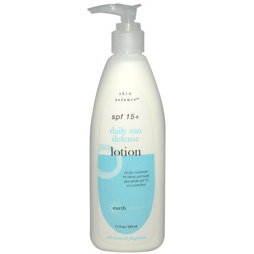Daily Sun Defense Lotion SPF 15
