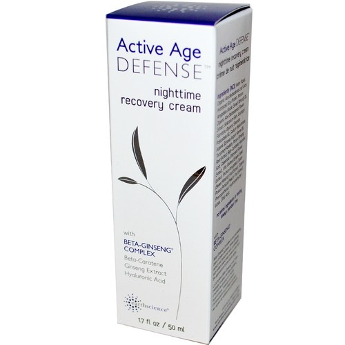 Active Age Defense Nighttime Recovery Cream