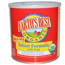 Earth's Best Organic Infant Formula with Iron