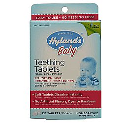 Earth's Best Organic Teething Gel