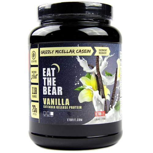 Grizzly Casein