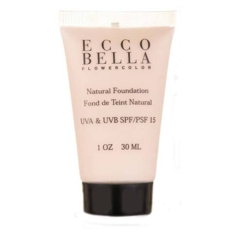 Liquid Foundation & Skin Treatment In One