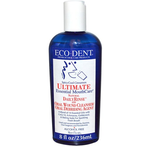 Ultimate Essential MouthCare Daily Rinse