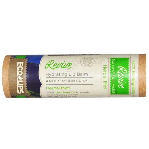 One World Eco Tube Lip Balm