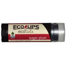 Eco Lips Eco Tints Tinted Lip Balm