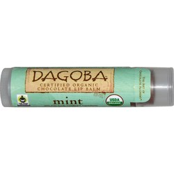 Eco Lips Dagoba Chocolate Lip Balm