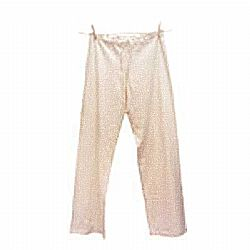Ecoland Ladies Drawstring Pant- Natural- Large