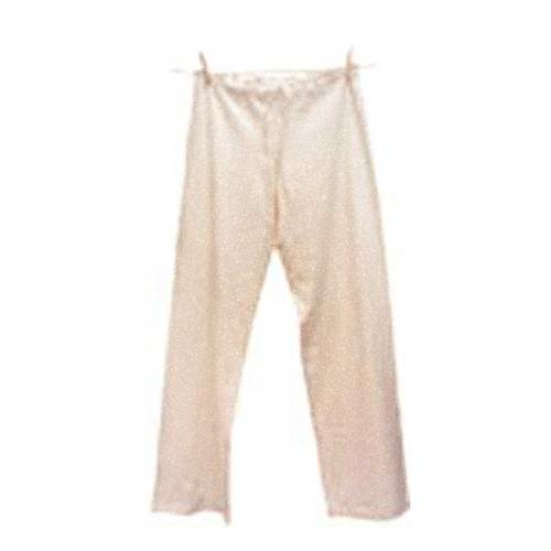 Ladies Drawstring Pant, Natural, Large