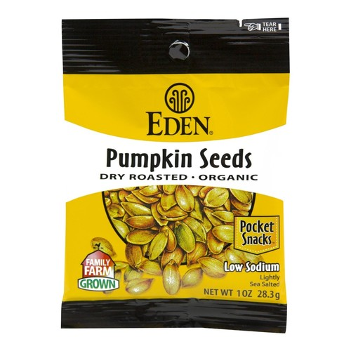 Organic Salted Pumpkin Seeds