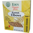Eden Foods Orgánicos Whole Wheat Kamut Codos (6 Pack) 6-14 Cajas oz