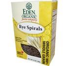 Eden Foods Organic Rye Spirals