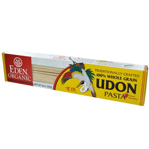 Eden Foods Pasta Organic - Whole Grain Udon - 8 oz - 52615_01.jpg