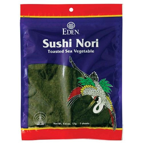 Eden Foods Sea Vegetable - Sushi Nori - 0.6 oz