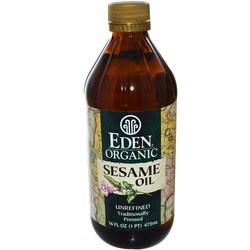 Eden Foods Organic Extra Virgin Sesame Oil