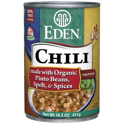 Pinto Beans and Spelt Chili