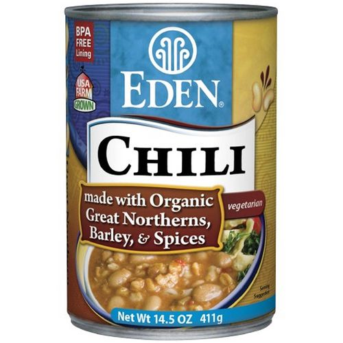 Great Northern Bean and Barley Chili