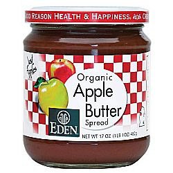 Eden Foods Organic Fruit Butter Spread