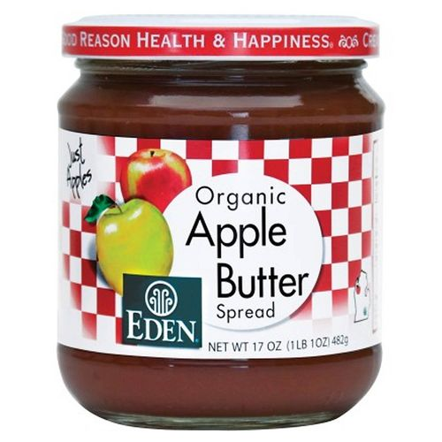 Organic Apple Butter Spread