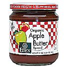 Eden Foods Organic Fruit Butter Spread - Apple - 17 oz