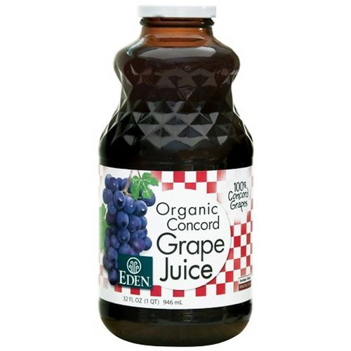 Organic Concord Grape Juice