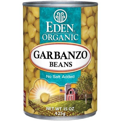 Organic Canned Beans