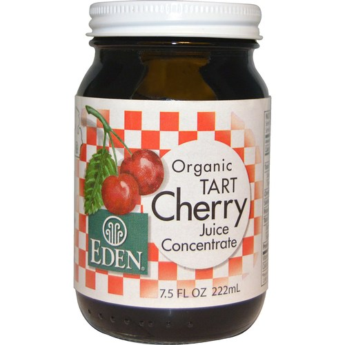 Eden Foods Organic Tart Cherry Juice Concentrate  - 7.5 fl oz - 52687_01.jpg