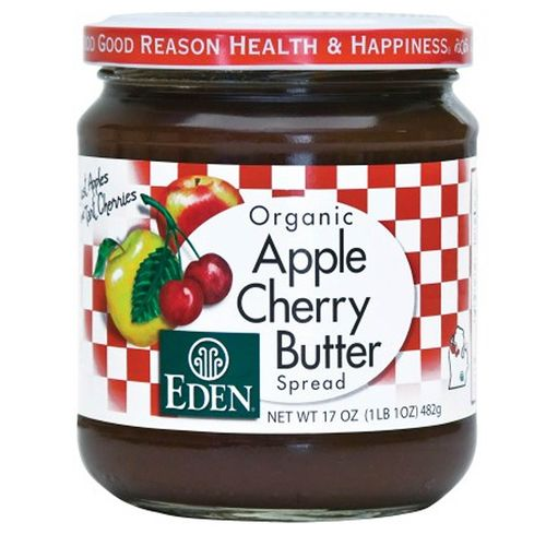 Organic Apple Cherry Butter