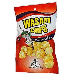 Eden Foods Wasabi Chips