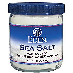 Eden Foods Sea Salt