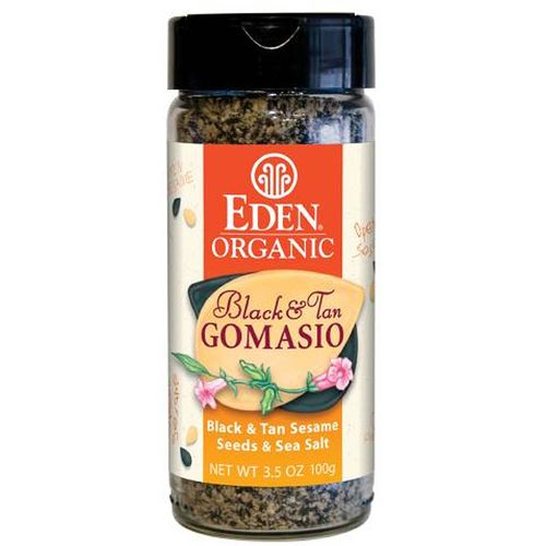 Organic Black and Tan Gomasio (12 Pack)