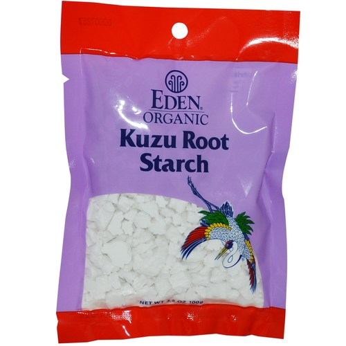Eden Foods Organic Kuzu Root Starch - 3.5 oz - 52737_01.jpg