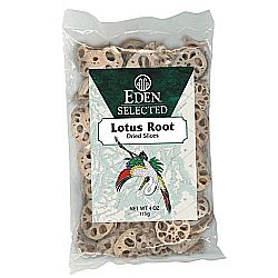 Eden Foods Dried Lotus Root Slices