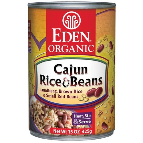 Organic Cajun Rice and Red Beans