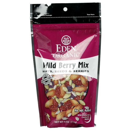 Organic Wild Berry Mix