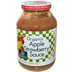 Eden Foods Organic Apple Sauce