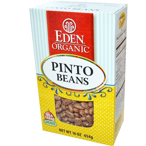 Organic Dry Pinto Beans