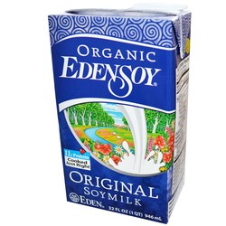 Eden Foods Organic EdenSoy Soymilk
