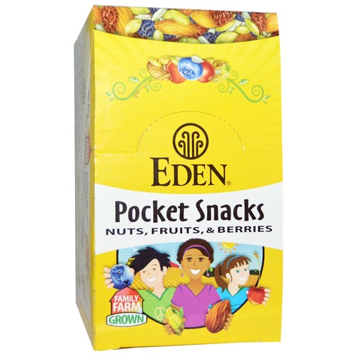 Pocket Snacks