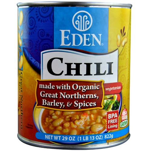 Vegetarian Northern Bean Chili