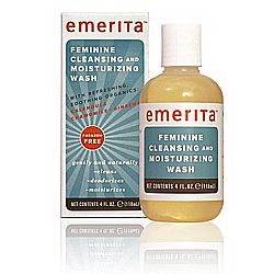 Emerita Feminine Cleansing and Moisturizing Wash