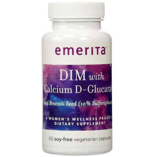 DIM Formula with Calcium D-Glucarate