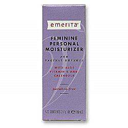 Emerita Emerita Personal Moisturizer - Paraben Free