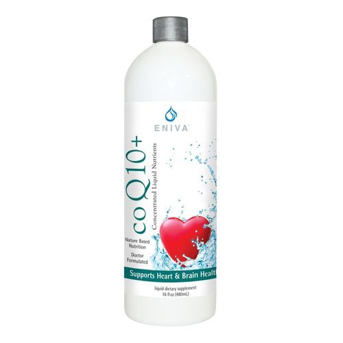 Eniva CoQ10 Plus Liquid Complex   - 16 fl oz (480 ml) - 355005_front.jpg