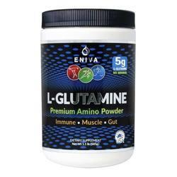 Eniva L-Glutamine Premium Amino Powder