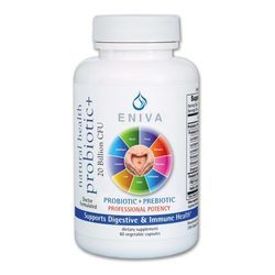 Eniva Natural Health Probiotic Plus Prebiotic