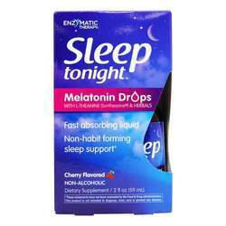 Enzymatic Therapy Sleep Tonight Melatonin Drops