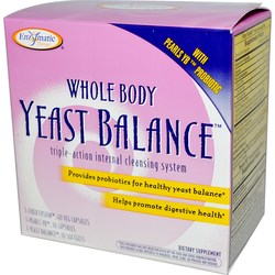 Enzymatic Therapy Whole Body Yeast Balance